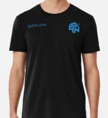 Gan Cube Speedcuber T-Shirt / Hemd (Kopie) Männer Premium T-Shirts