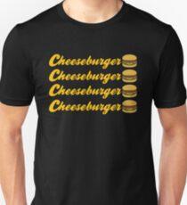 Buy Cheeseburger Online Unisex T-Shirt