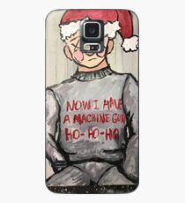 Yippee kai christmas  Case/Skin for Samsung Galaxy