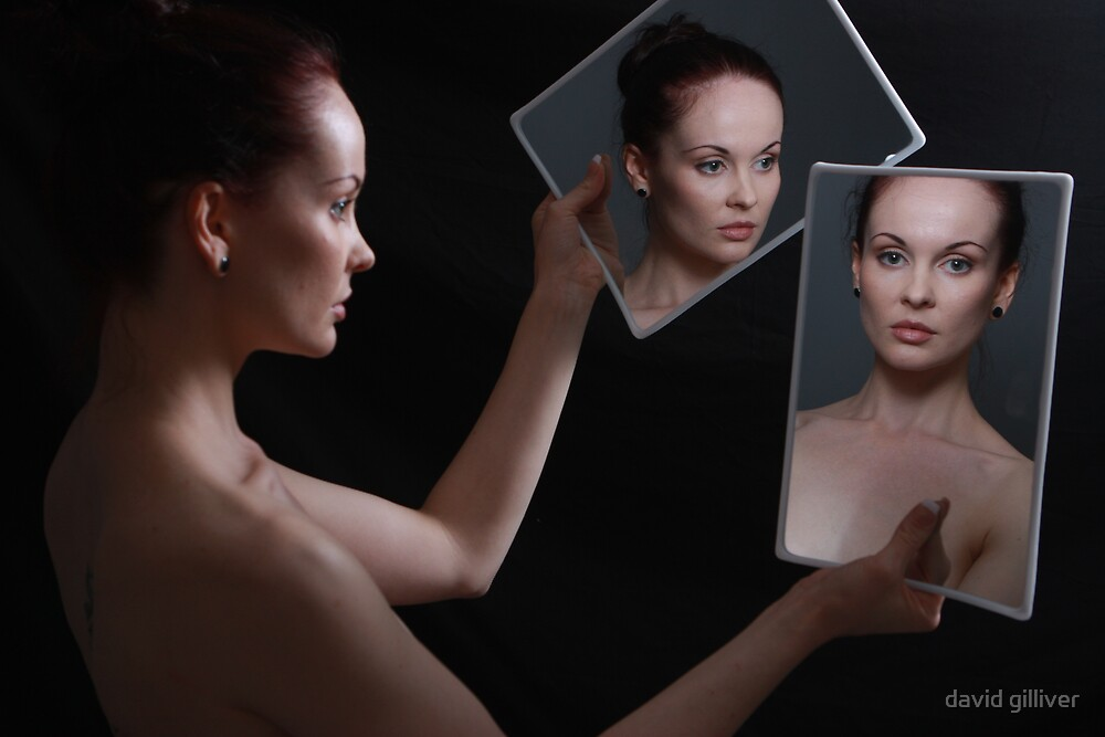 Anne in triplicate by david gilliver