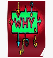 WHY... ???  Poster