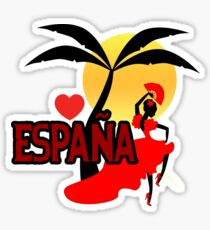 Espana Sticker
