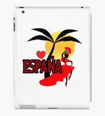 Espana iPad Case/Skin