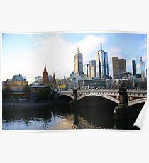 Princess Bridge 1888 to 2008! Poster