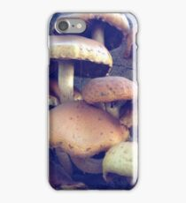 The Beauty of Fungas iPhone Case/Skin
