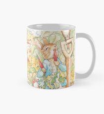The World Of Beatrix Potter large vintage illustration Classic Mug