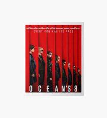 Ocean's 8  Art Board