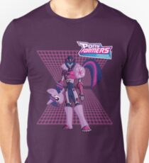 Twilight Sparkle: Ponyformer (Transformers/MLP Mashup) T-Shirt