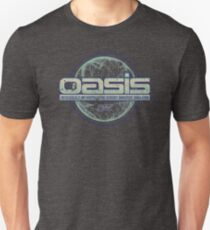 OASIS by Gregarious Simulation Systems (GSS) Unisex T-Shirt