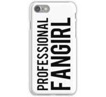 Professional Fangirl iPhone Case/Skin