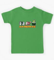 Super Mario Bros Sushi Kids Tee
