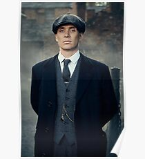 Thomas Shelby - Peaky Blinders Poster