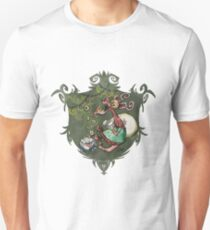 Krampus Christmas ft.  Snow Chester ( Dont Starve Fanart 1 ) Unisex T-Shirt