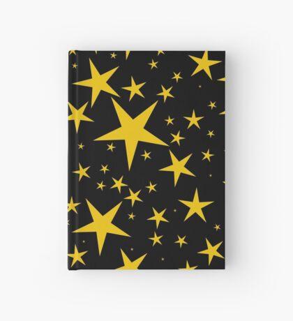 NDVH Stars (gold on black) Hardcover Journal