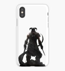 Skyrim Dragonborn Dovahkiin iPhone Case/Skin