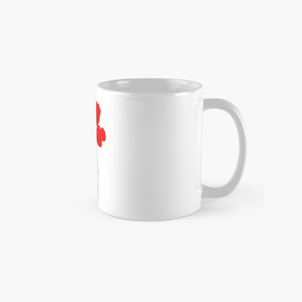 Poppies Taza