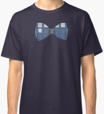 """Bow Ties ARE Cool."" - Dr. Who (Bow tie image only) Classic T-Shirt"