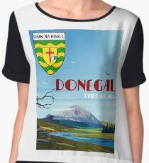 Donegal Chiffon Top