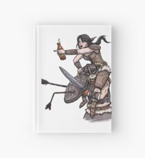Dovahkiin Sofia Hardcover Journal