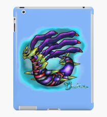 Giratina - Pokemon Platinum Legendary  iPad Case/Skin