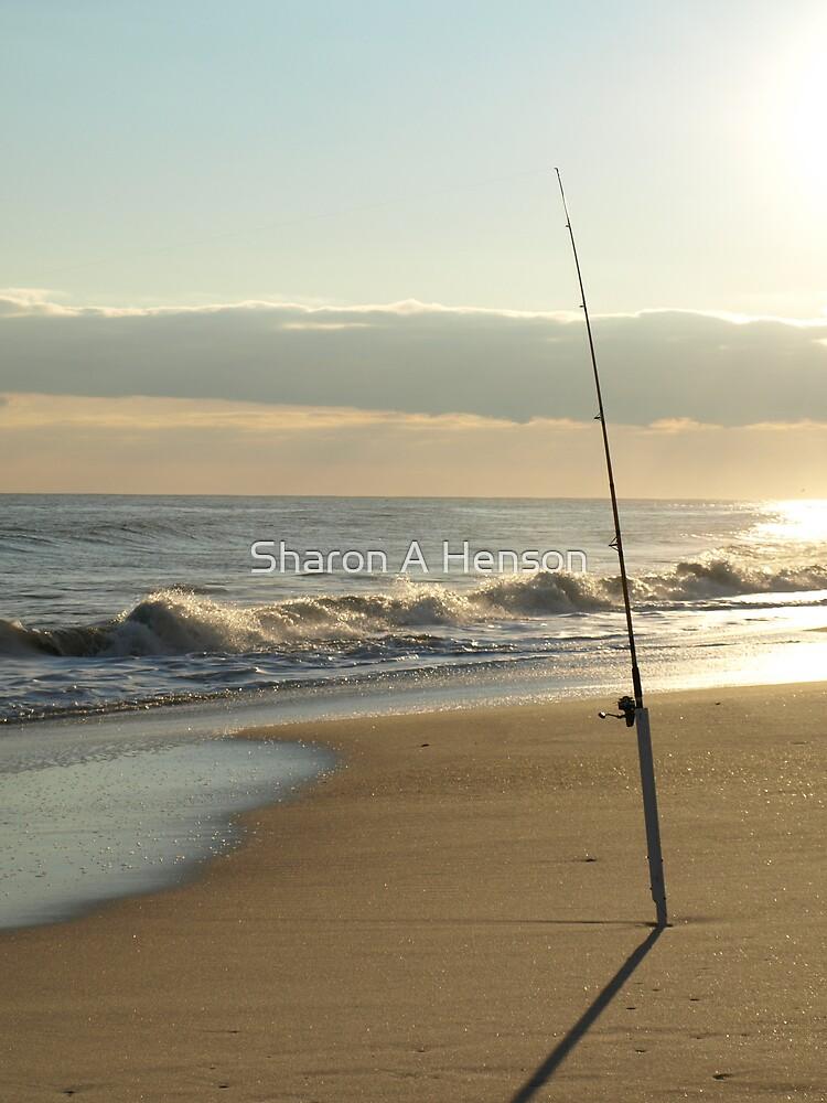 SALT WATER FISHING by Sharon A. Henson