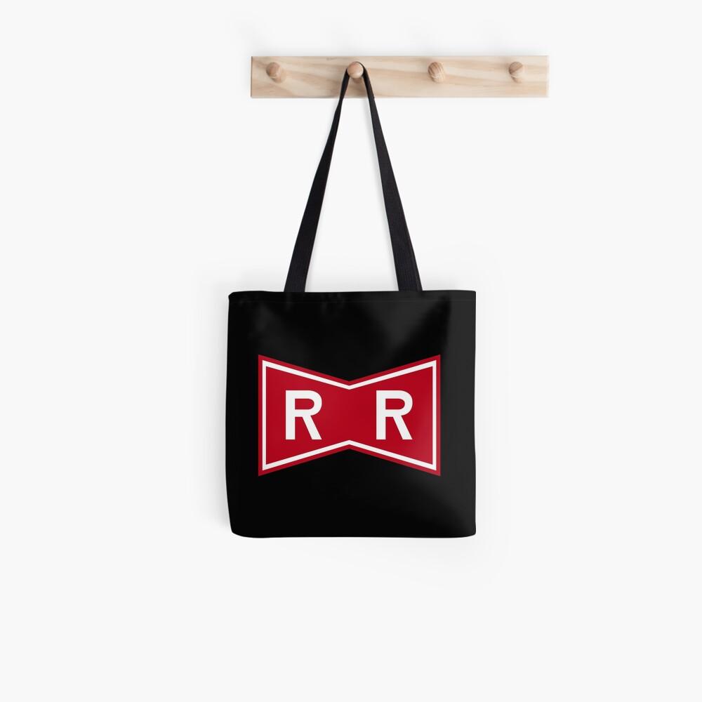 Red Ribbon Army Logo Tote Bag