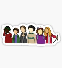Stranger Things Season 2 - Kids Sticker