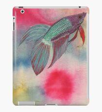 Tropical Fish - Siamese Fighting Fish iPad Case/Skin