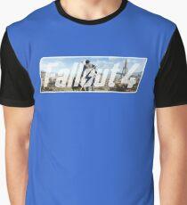 Fallout 4 logo design Graphic T-Shirt