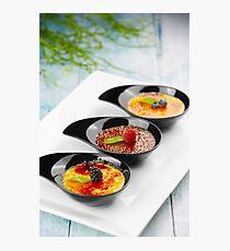 Fruit Summer Pudding Art Print Photographic Print