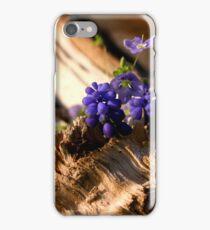 Deep Blue iPhone Case/Skin