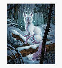 Winter Spirit Photographic Print