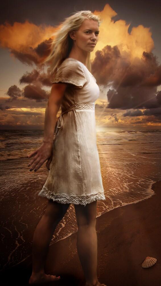 Ocean Pearl  by Cliff Vestergaard