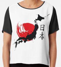Japan Chiffontop