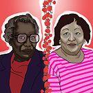 Nana & Granny by jakigriot