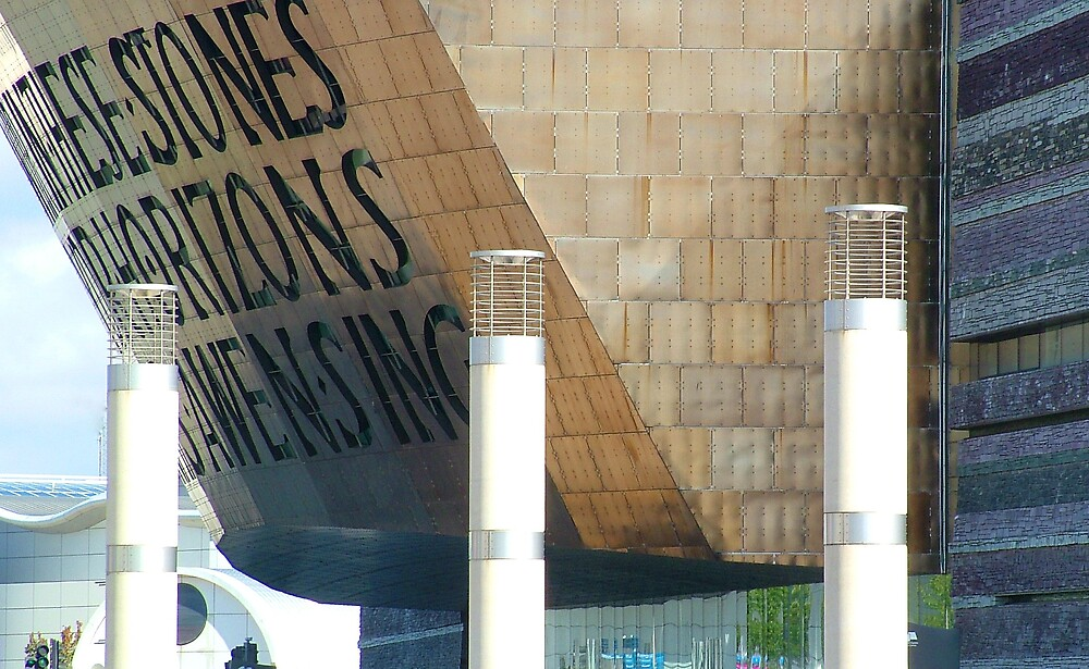 Millennium Centre by Angus Russell