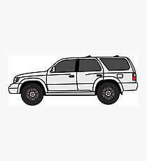 4runner Third generation (N180; 1995–2002) Photographic Print