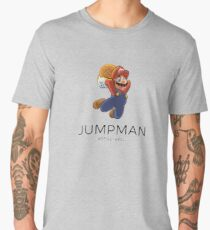 Jumpman x Mario Men's Premium T-Shirt