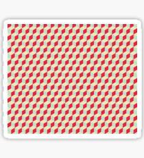 Block Pattern Sticker