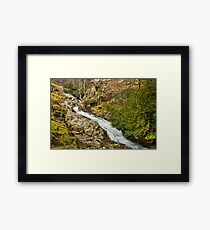 Stickle Ghyll Framed Print