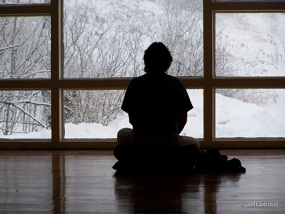 winter meditation  by Jeff stroud