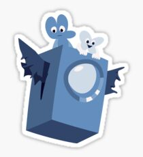Cave Story x BFB Sticker