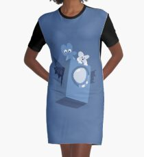 Cave Story x BFB Graphic T-Shirt Dress