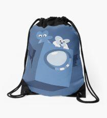 Cave Story x BFB Drawstring Bag