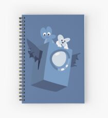 Cave Story x BFB Spiral Notebook