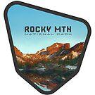 Rocky Mountain National Park by cosamo