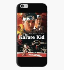Karate Kid=poster iPhone Case
