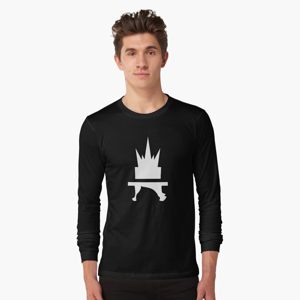 Crazyblox Logo Long Sleeve T-Shirt
