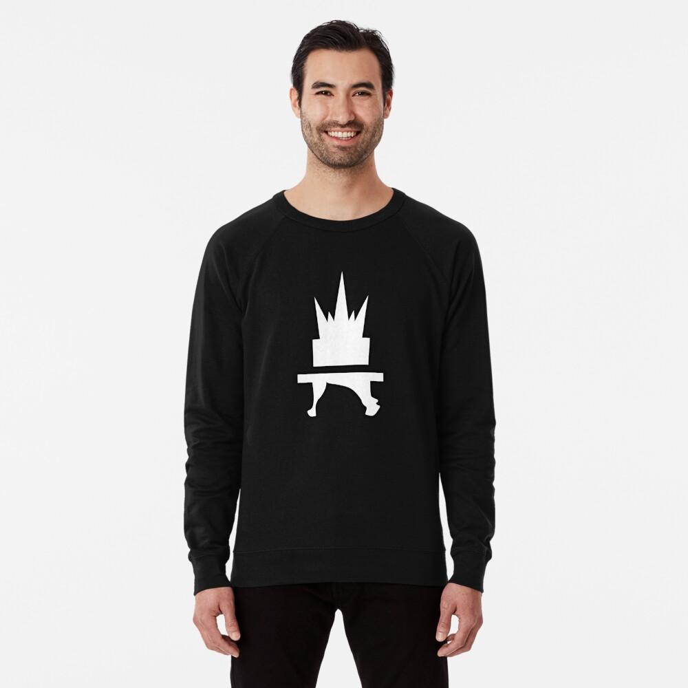 Crazyblox Logo Lightweight Sweatshirt