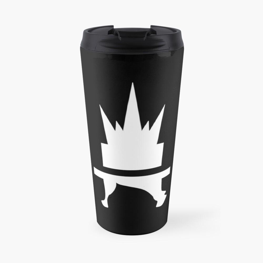 Crazyblox Logo Travel Mug